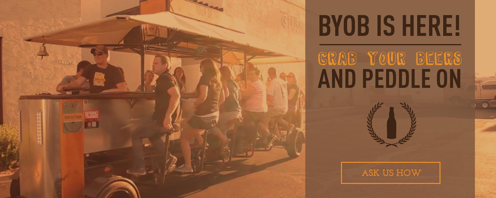 Scottsdale Bar Crawl, Scottsdale Bar Bike